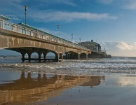 Car rental in Bournemouth, Bournemouth Pier, UK